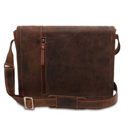 Сумка для ноутбука Visconti 16072 Foster oil tan
