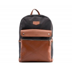 Рюкзак Ray Button Bergen Black/Tabac
