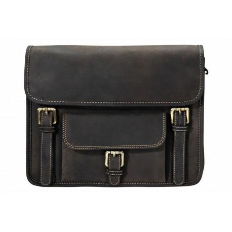 Деловая сумка Visconti Hunter 16091 oil br