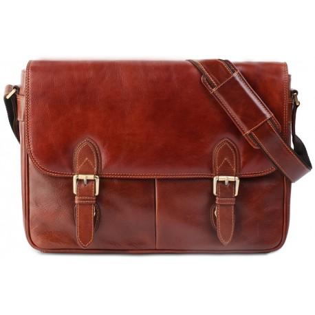 Деловая сумка Visconti Vintage VT-4 v.tan