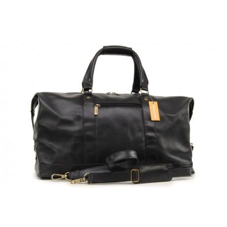 Дорожная сумка Ashwood Leather 2070 Black