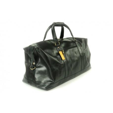 Дорожная сумка Ashwood Leather 2081 Black