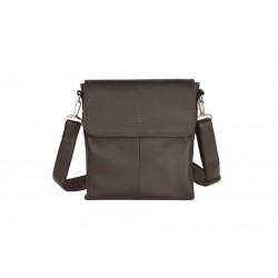 Мужская сумка через плечо Hadley Olive Brown коричневая