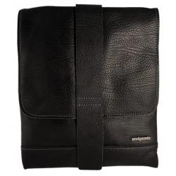 Планшет из натуральной кожи Malgrado BR09-271 черный