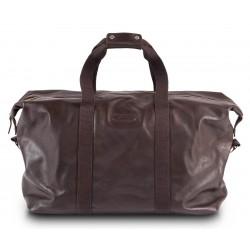 Дорожная сумка из натуральной кожи Hadley Carl Brown