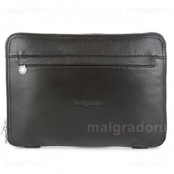 Папка из натуральной кожи Malgrado BR11-908A2669 черный