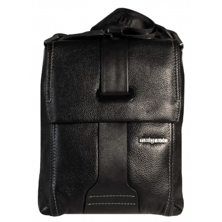 Планшет из натуральной кожи Malgrado BR11-388C1836 черная