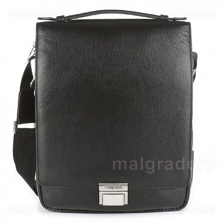 Планшет из натуральной кожи Malgrado BR10-1030B4743 черный