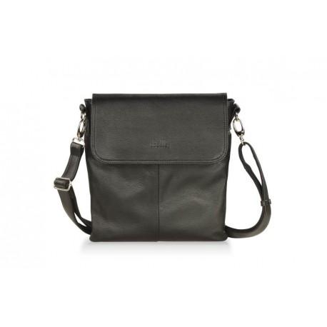 Мужская сумка через плечо Hadley Olive черная