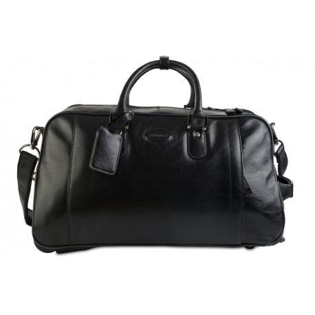 Дорожная сумка Ashwood leather 76660 Black
