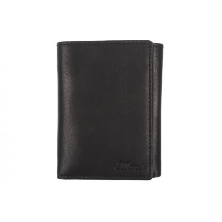 Кошелёк Ashwood leather 1265H Black