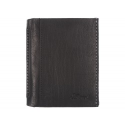 Кошелёк Ashwood leather 1415 C Black
