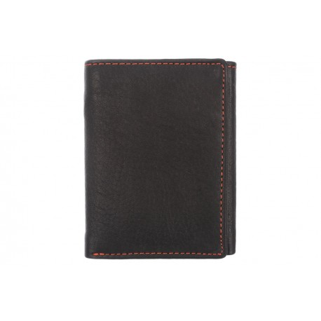 Кошелёк Ashwood leather 1265D Black