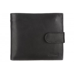 Кошелёк Ashwood leather 1258H Black