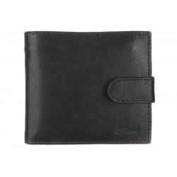 Кошелёк Ashwood leather 1258H Black