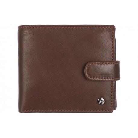Кошелёк Ashwood leather 1258 Brown/Tan