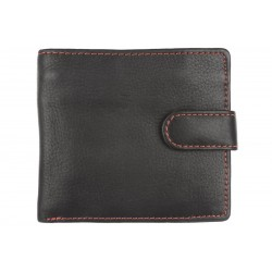 Кошелёк Ashwood leather 1258D Black