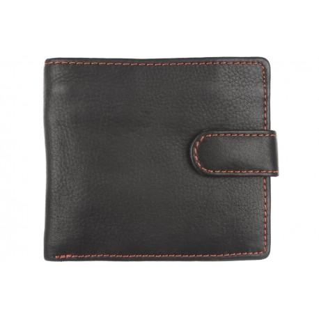 Кошелёк Ashwood leather 1258D Black