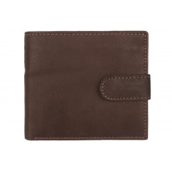 Кошелёк Ashwood leather 1258D Brown