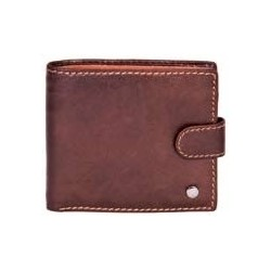 Кошелек Ashwood leather 1222 Brown/Tan