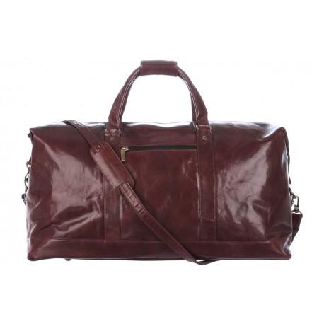 Дорожная сумка Ashwood leather 2081 Cognac