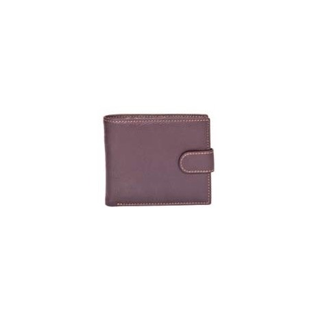 Кошелек Ashwood leather 1222D Brown