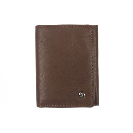 Кошелёк Ashwood leather 1265 Brown/Tan