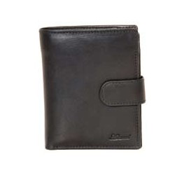 Кошелёк Ashwood leather 1246H Black