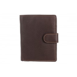 Кошелёк Ashwood leather 1246D Brown