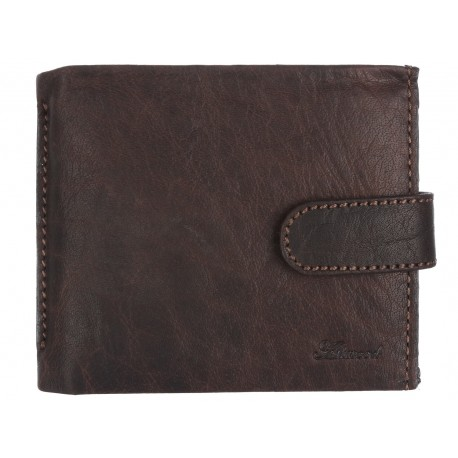 Кошелёк Ashwood leather 1411 C Brown