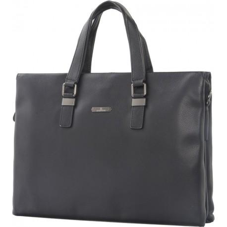 Кожаная мужская сумка Bagstone 88601-1 черная