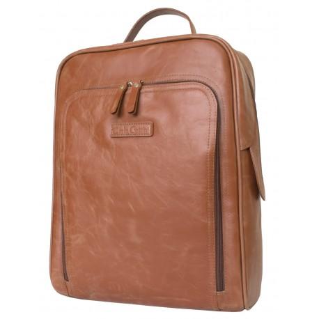 Кожаный рюкзак Carlo Gattini Tabiano 3018-03 коричневый