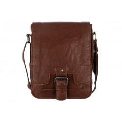 Сумка-планшет Ashwood leather 8341 Tan