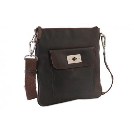 Сумка Ashwood leather 8347 Brown