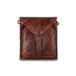 Сумка Ashwood leather Plato Tan