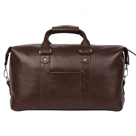 Дорожная сумка Ray Button Monte Carlo Dark Brown коричневая