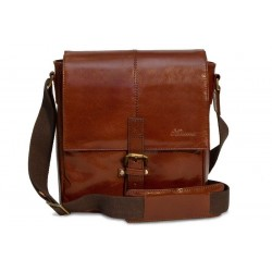 Сумка Ashwood Leather Murphy Chestnut Brown