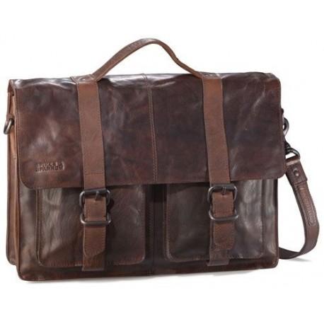 Портфель Spikes&Sparrow 24143-01 коричневый