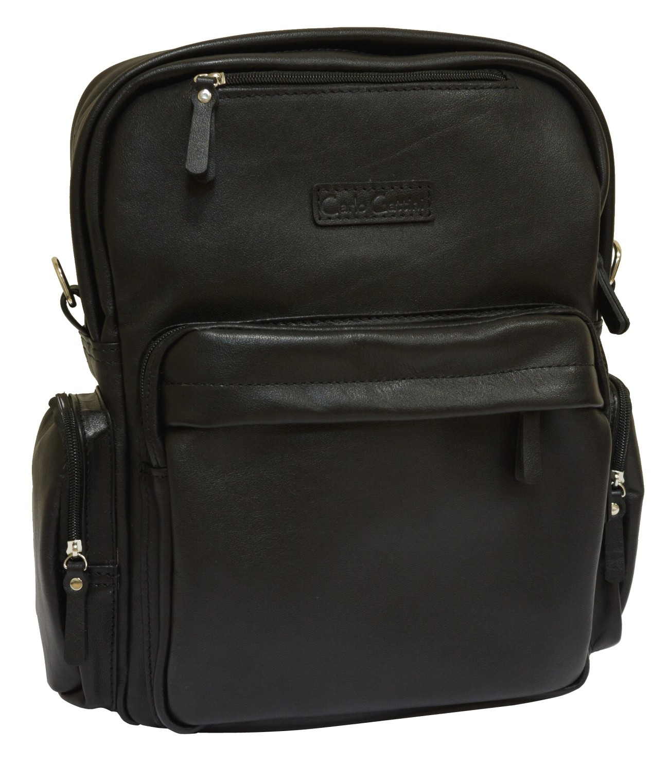 Кожаные рюкзаки carlo gattini rd-522-2 рюкзак