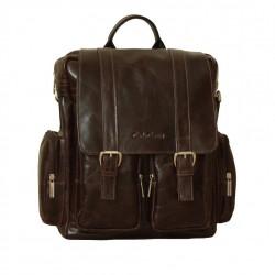 Рюкзак Carlo Gattini Antico 3003-02 Темно-коричневый