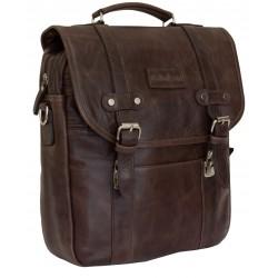 Рюкзак Carlo Gattini Antico 3005-02 Темно-коричневый