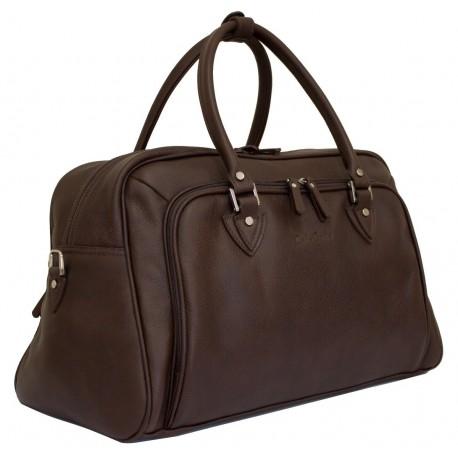 Дорожная сумка Carlo Gattini Sinfonica 4005-02 Темно-коричневый