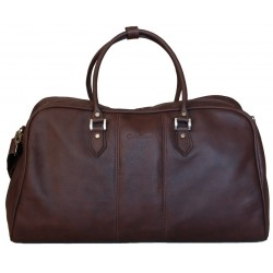 Дорожная сумка Carlo Gattini Sinfonica 4007-02 темно-коричневый