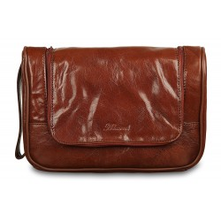 Несессер Ashwood leather 89145 Chestnut brown