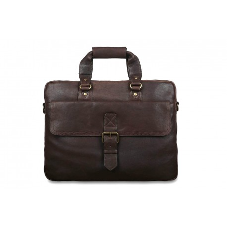 Сумка Ashwood leather 8683 Brown