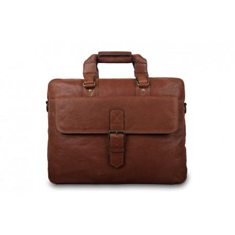 Сумка Ashwood leather 8683 Tan