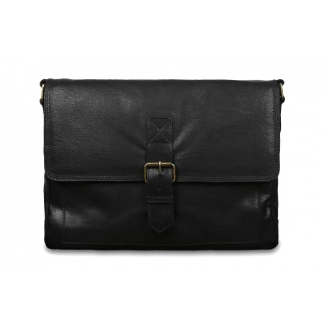 Сумка Ashwood leather 8686 Black