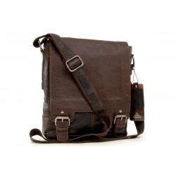 Сумка Ashwood leather 8342 Brown