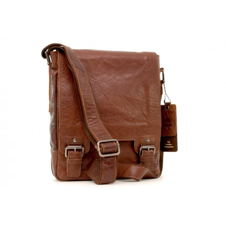 Сумка Ashwood leather 8342 Tan