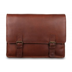 Сумка Ashwood leather Thales Brown Burn